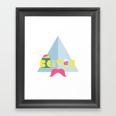 Beirut Framed Art Print