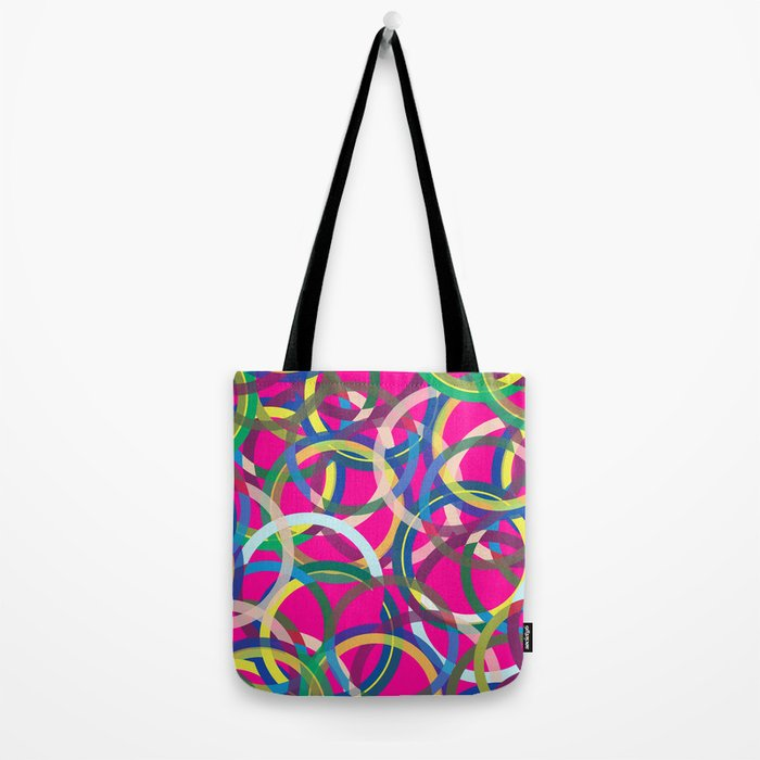 Spinning around I Tote Bag