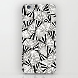 Party Triangles iPhone Skin
