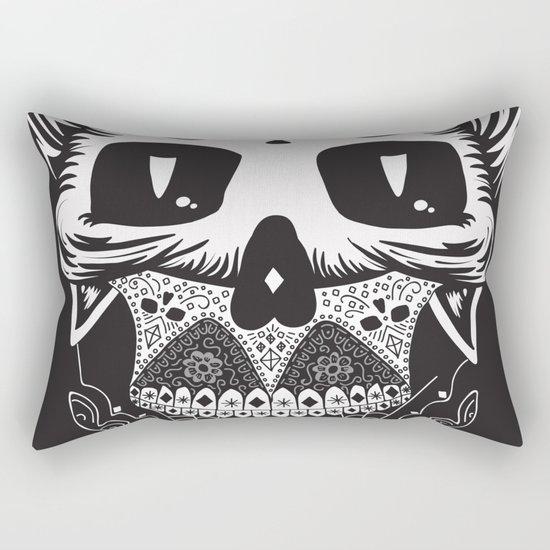 Calavera Rectangular Pillow