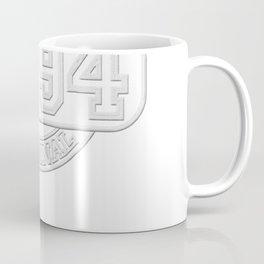 Birthday Established 1994 Original T-shirt - Embroidery look Coffee Mug