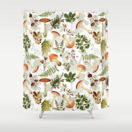 Vintage & Shabby Chic - Autumn Harvest Botanical Garden Shower Curtain
