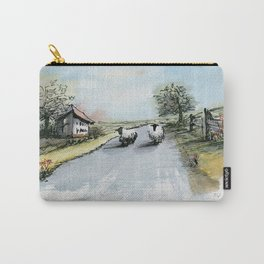 None Shall Pass Carry-All Pouch