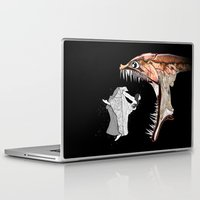 monster Laptop & iPad Skins featuring Monster by AkuMimpi