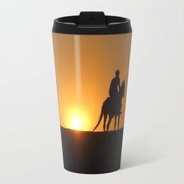 Three Horsemen Travel Mug