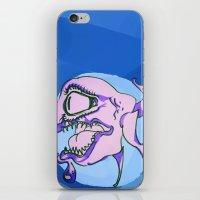 michael scott iPhone & iPod Skins featuring SCOTT by Sebastian Hanlon