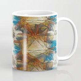 Ribbons Pattern Coffee Mug