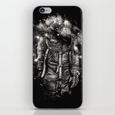 Lost In Cosmic Shades iPhone Skin