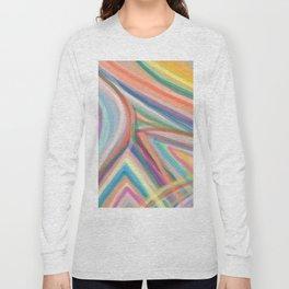 Inside the Rainbow 11 Long Sleeve T-shirt