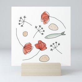 Midsummer Table Mini Art Print