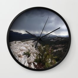 Lembert Dome Wall Clock