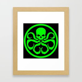 Hydra Logo Framed Art Print
