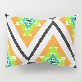 Tropical diamonds Pillow Sham
