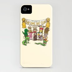 Awesome Hat Club iPhone (4, 4s) Slim Case