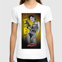 sin city T-shirts featuring Sin City-Gail by Szoki