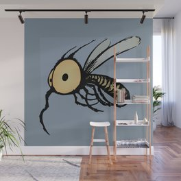 Paquito Mosquito Wall Mural