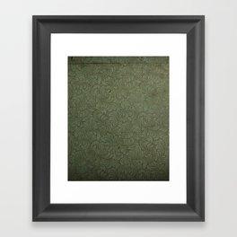 attic. Framed Art Print