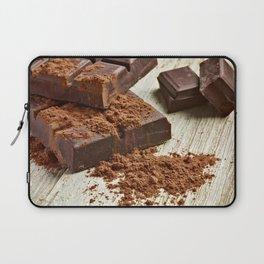 Chocolate Laptop Sleeve