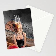 Meteor Girl Stationery Cards