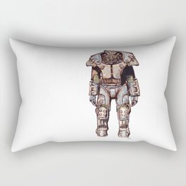 X-01 Power Armour Rectangular Pillow