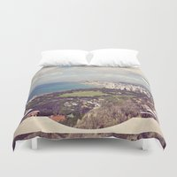 hawaii Duvet Covers featuring Hawaii by Chandon Photography