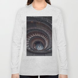 Vatican Double Helix Staircase Long Sleeve T-shirt