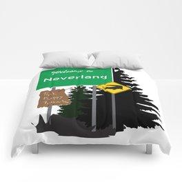 Neverland signs Comforters