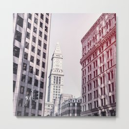Tower Above Metal Print
