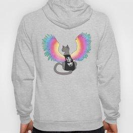 Magical Rainbow Cat Hoody