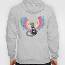 Magical Rainbow Cat Hoody