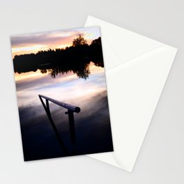 Stiefelweiher Hohenpeissenberg Stationery Cards