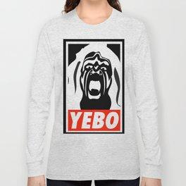 YEBO WARRIOR Long Sleeve T-shirt