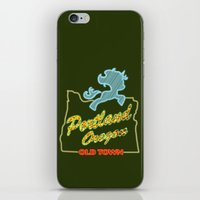 mlp iPhone & iPod Skins featuring MLP PDX by Kimball Gray