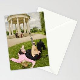 Temple de l'Amour Stationery Cards