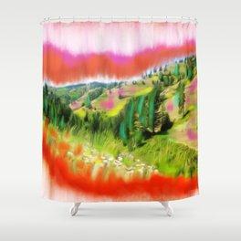 Nez Perce Idaho Shower Curtain
