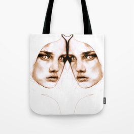 TWIN Tote Bag