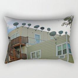 TV Or Not TV... Rectangular Pillow