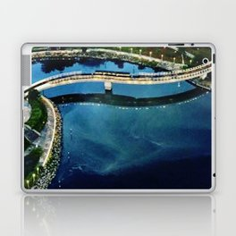 Heart of the Love River at Day Laptop & iPad Skin