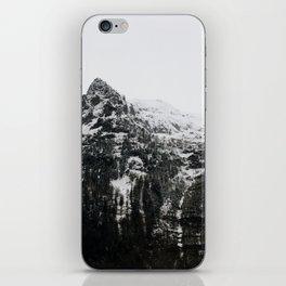 Swiss Alps - v3 iPhone Skin
