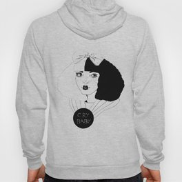 YOU CAN BE ALICE, I'LL BE THE MAD HATTER. Hoody
