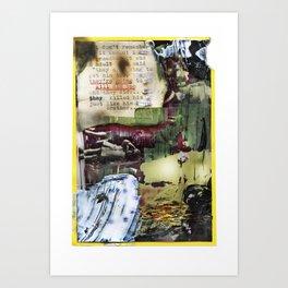 Recollections  ii  Art Print