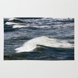 Ocean Waves Rug