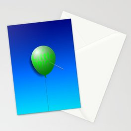 Just a Little Prick Stationery Cards