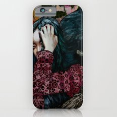'You can keep me in one of your cages and mock my loss of liberty' iPhone 6s Slim Case