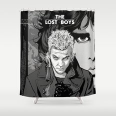 T. L. B. 03 Shower Curtain