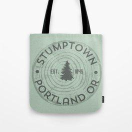 Stumptown Tote Bag