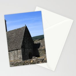 St Kevins Church And Round Tower Stationery Cards
