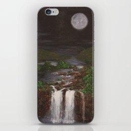Dreaming of Dangar Falls iPhone Skin
