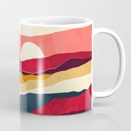Scarlet Spring Coffee Mug