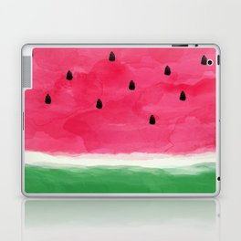 Watermelon Abstract Laptop & iPad Skin